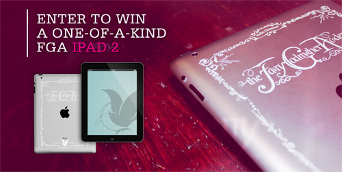 Enter to Win a FGA iPad 2